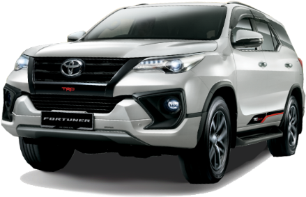 Footer - 2019 Toyota Fortuner Facelift | Full Size PNG