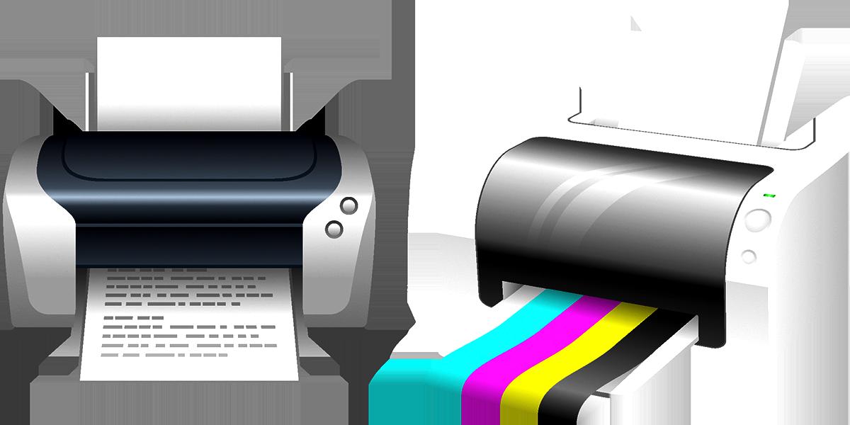 путь картинки видов печати принтера она решила