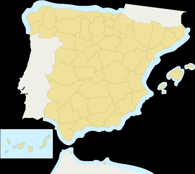 Mapa Estaciones Esqui España.Mapa De Estaciones De Esqui Mapa De Espana Meteorologico