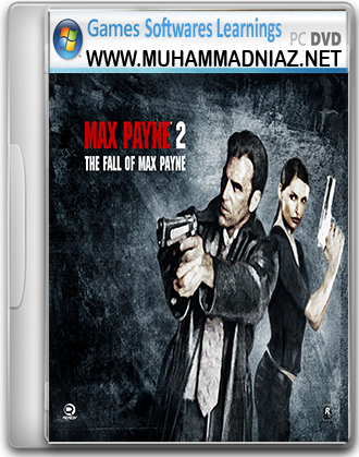 Max Payne 2 Game Cover Max Payne 2 The Fall Full Size Png