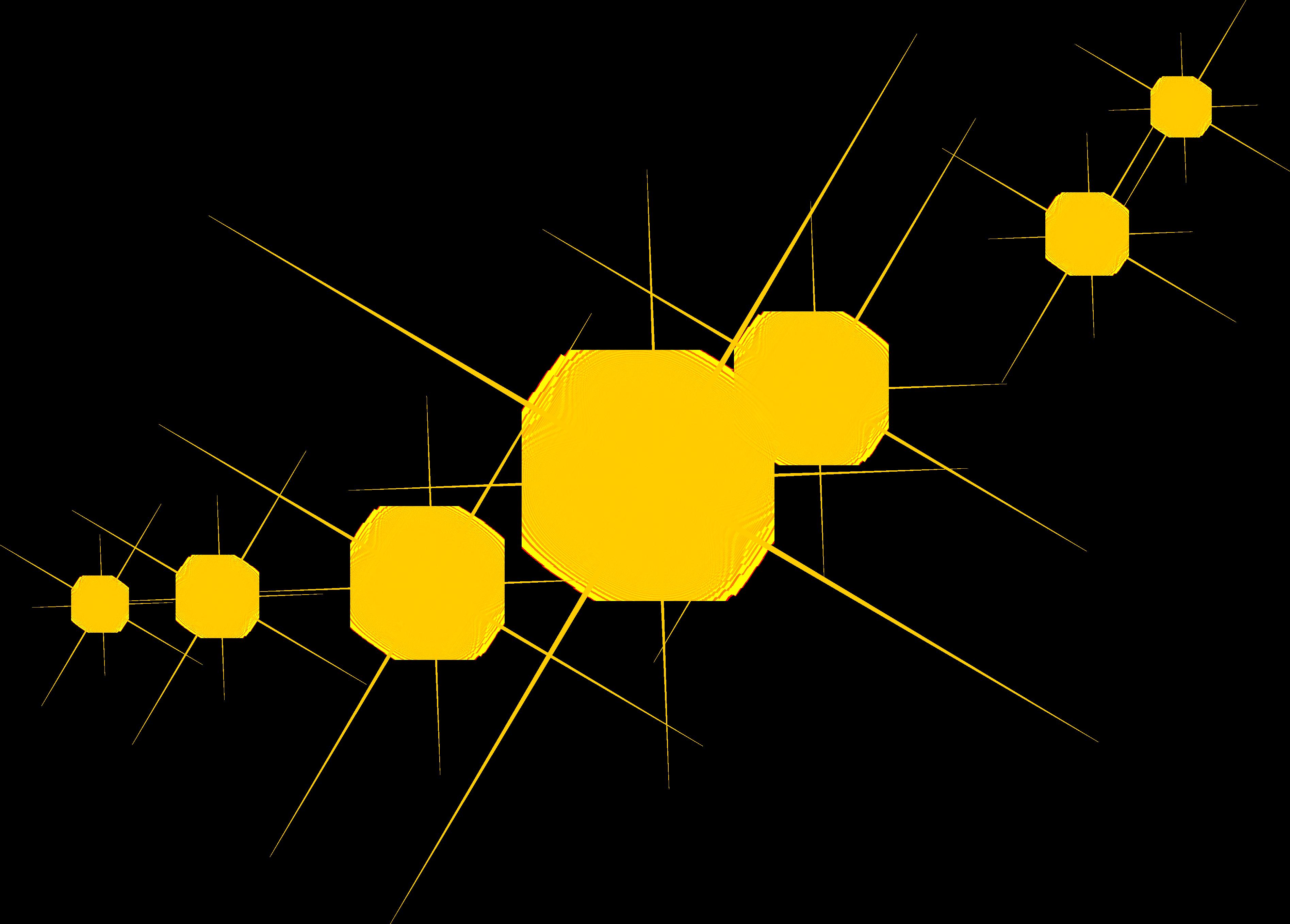 Gold Sparkling Png
