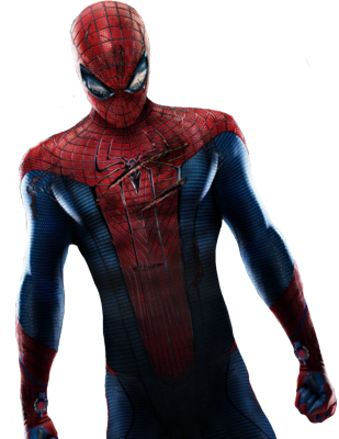 Spiderman Png Icon El Increible Spiderman Psd Free Spiderman Costume Andrew Garfield Full Size Png Download Seekpng