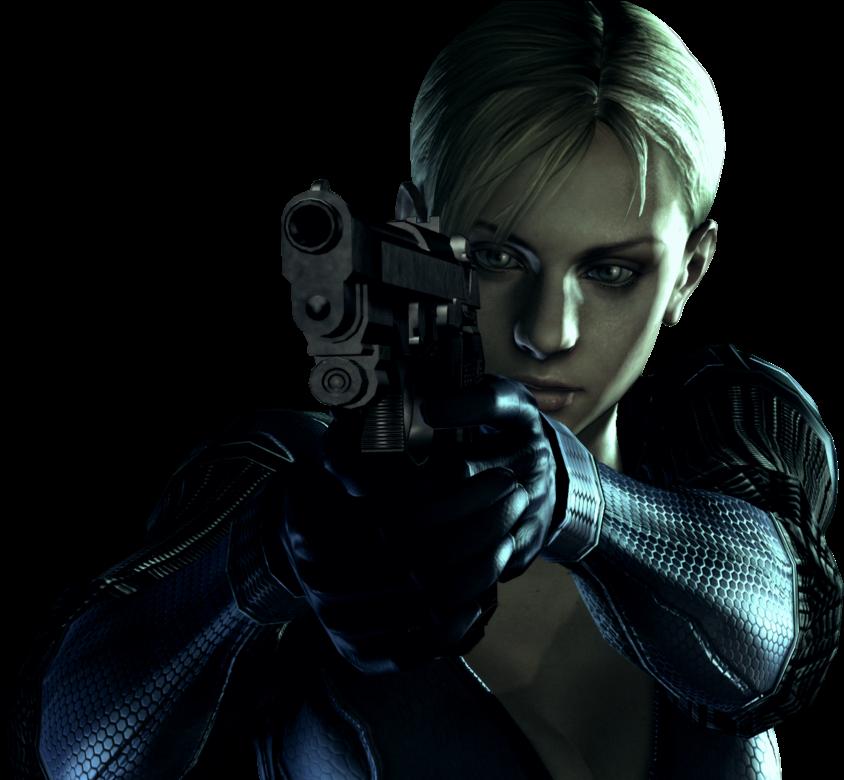 Resident Evil 5 Jill Valentine Battlesuit Full Size Png