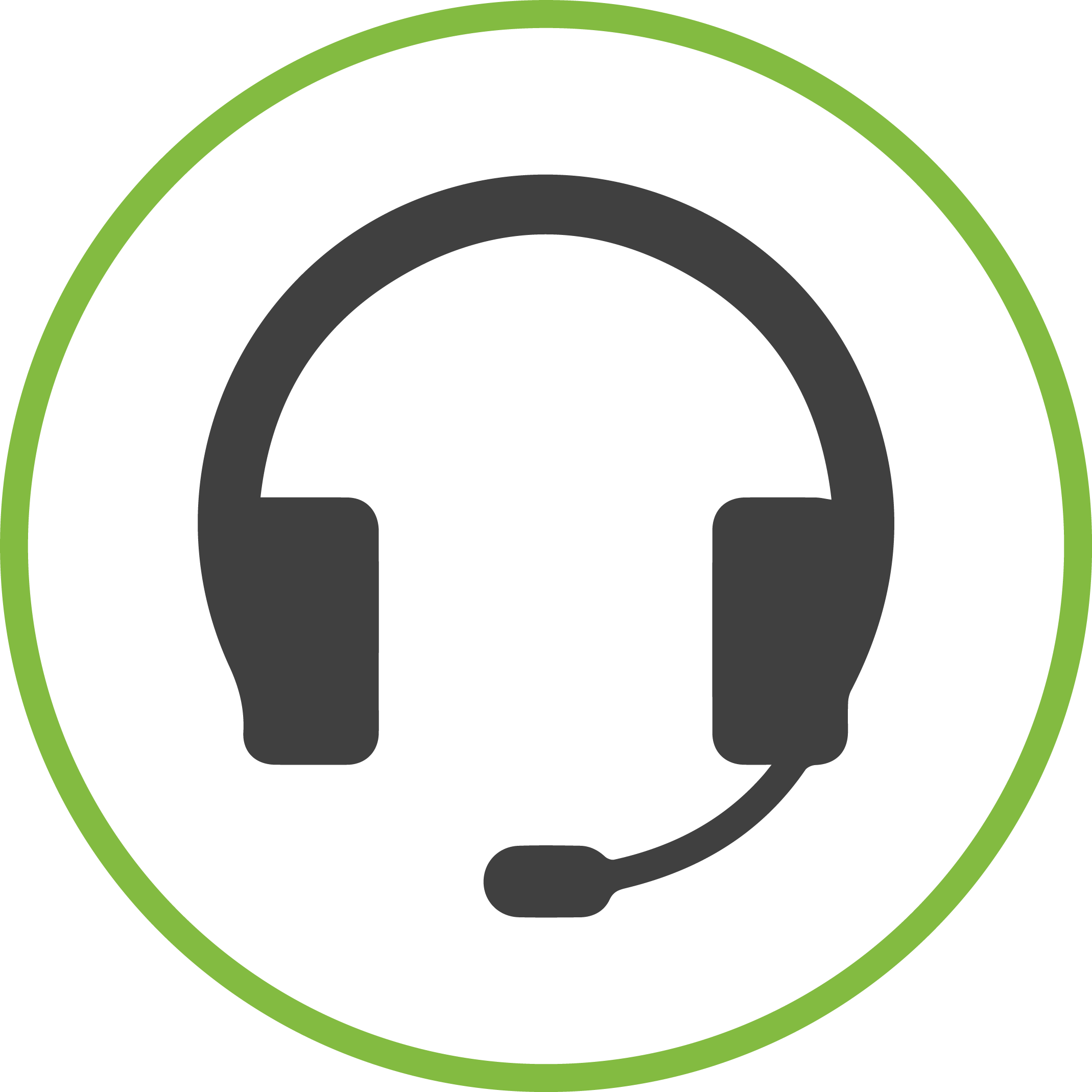 Phone Headset Icon Customer Support Headset Icon Png Full Size Png Download Seekpng