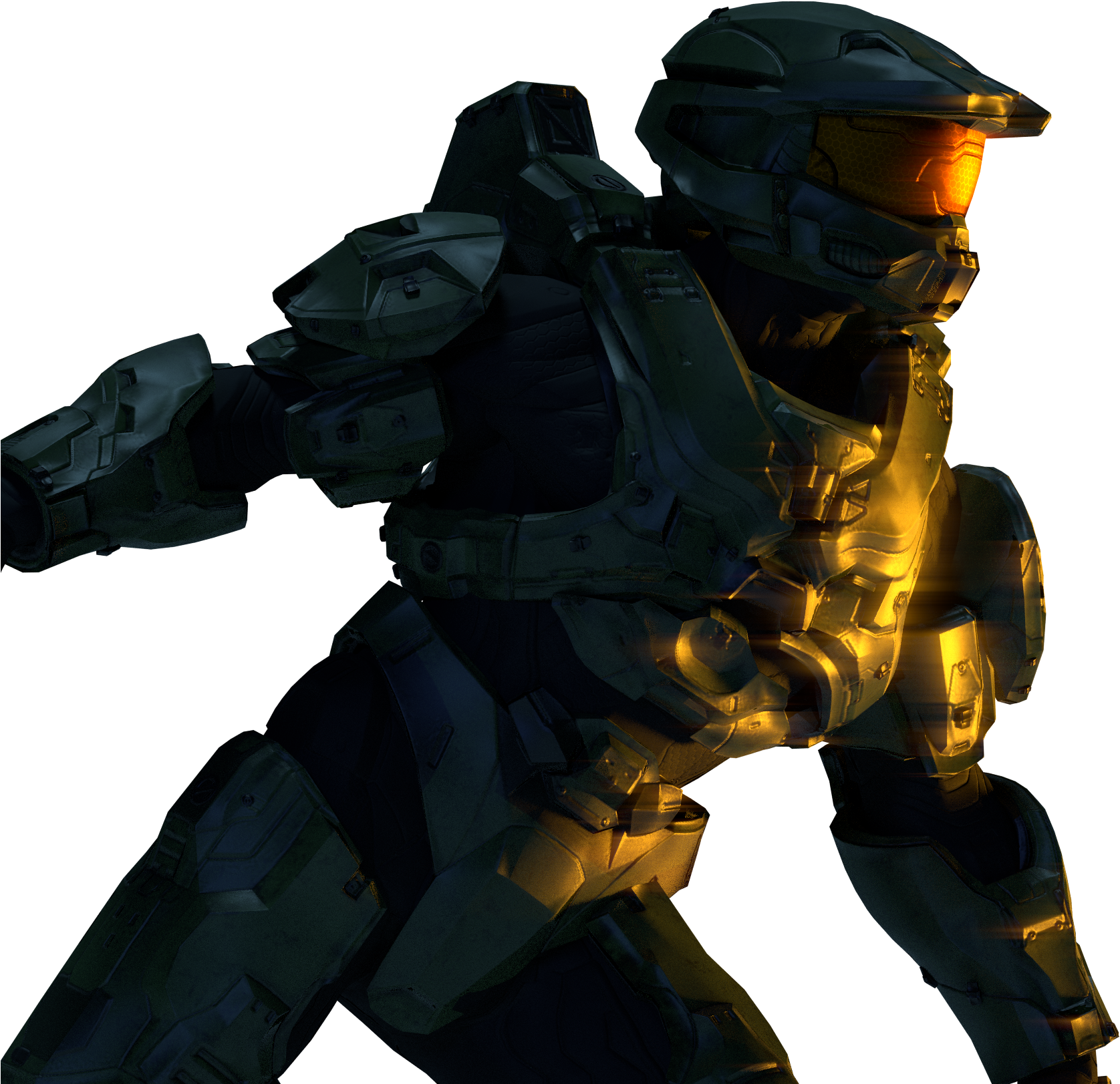 Halo Master Chief Helmet Png Action Figure Full Size Png