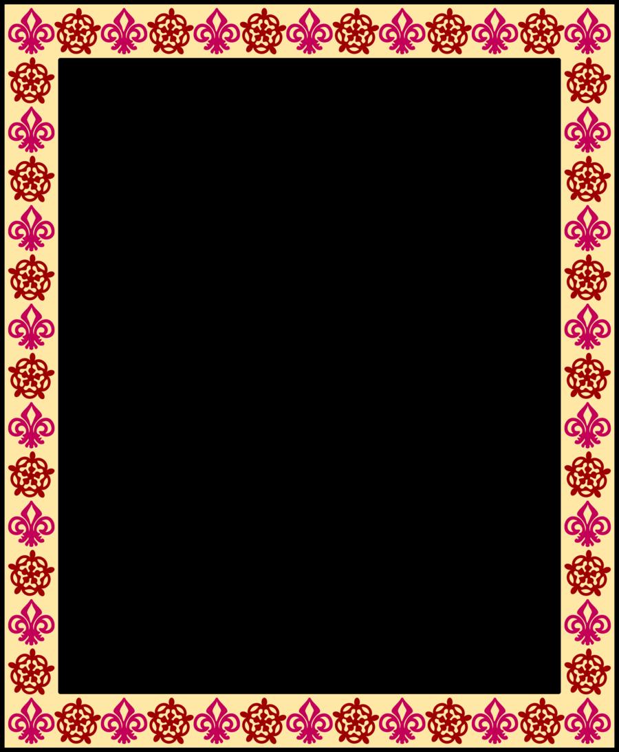 Download Free Medical Border Clipart Borders And Frames German Border Clip Art Full Size Png Download Seekpng