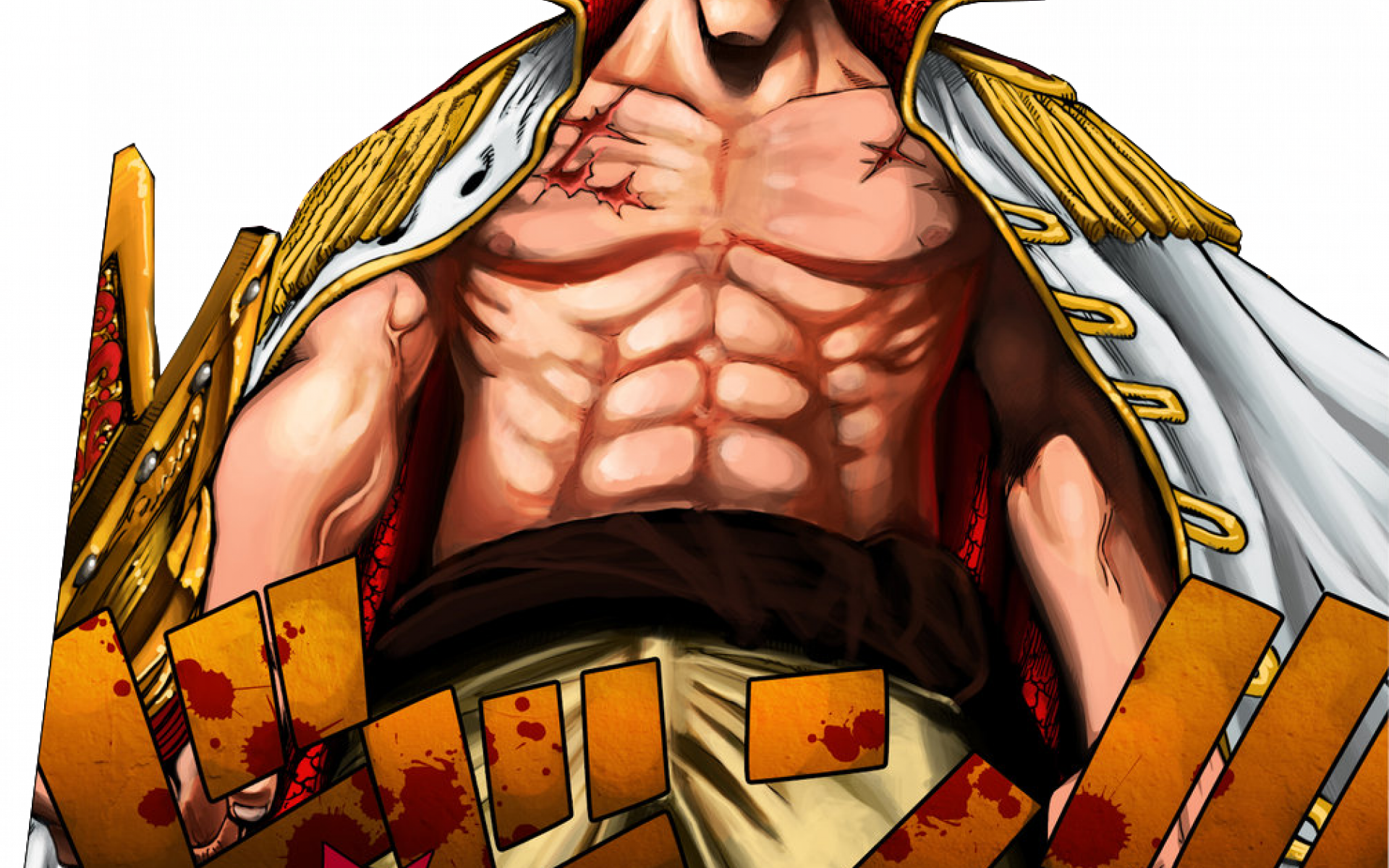 One Piece Whitebeard Wallpaper One Piece White Bird Full Size Png Download Seekpng
