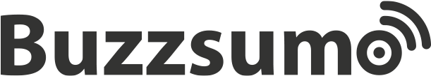 Buzzsumo Lrg Grey Nobg - Buzzsumo Logo | Full Size PNG Download | SeekPNG