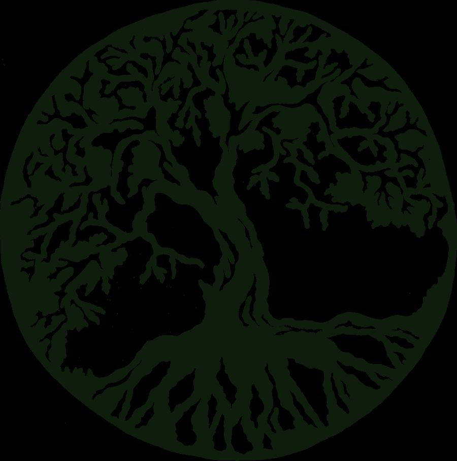 Shop Clip Art Free Download   Tree Of Life Tattoo Design   Full ...
