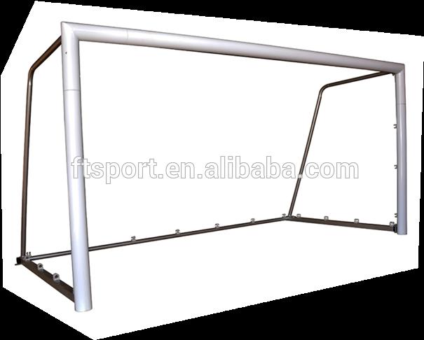cd38537a0 China Professional Aluminum Soccer Goals/metal Football - Net (640x640),  Png Download