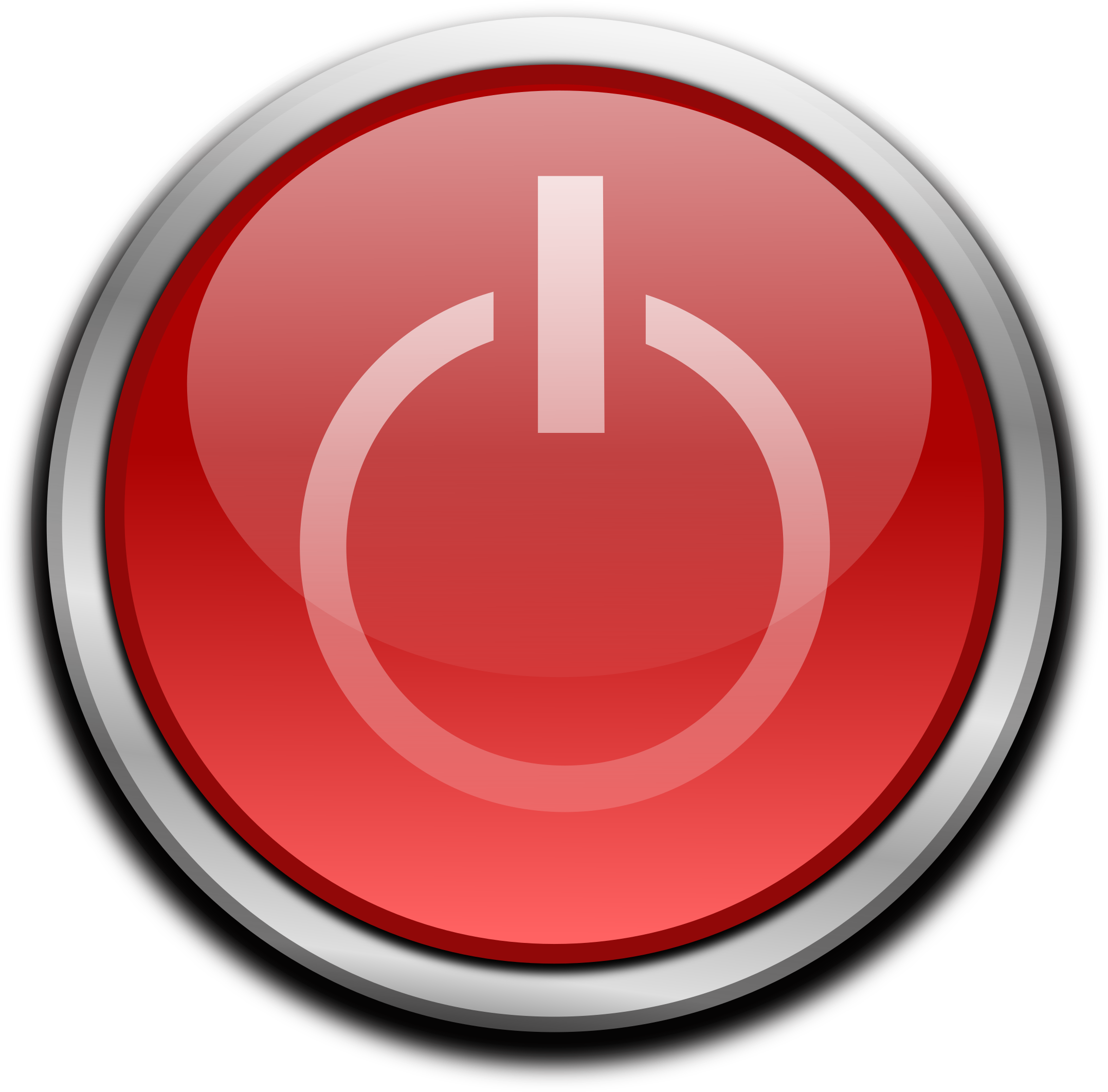 This Free Icons Png Design Of Power Button Full Size PNG Dow
