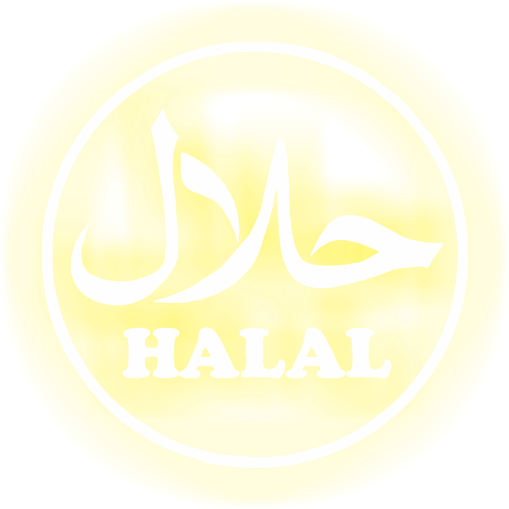 Logo Halal Putih Png Halal Food Full Size Png Download Seekpng