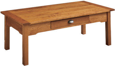 Americana Coffee Table Large - Table De Jardin En Bois ...