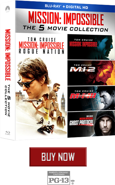 Impossible The 5 Movie Collection - Mission: Impossible 5