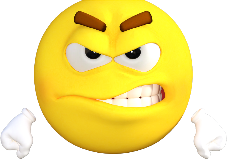Image From Pixabay - Sad Emoji Whatsapp Dp | Full Size PNG