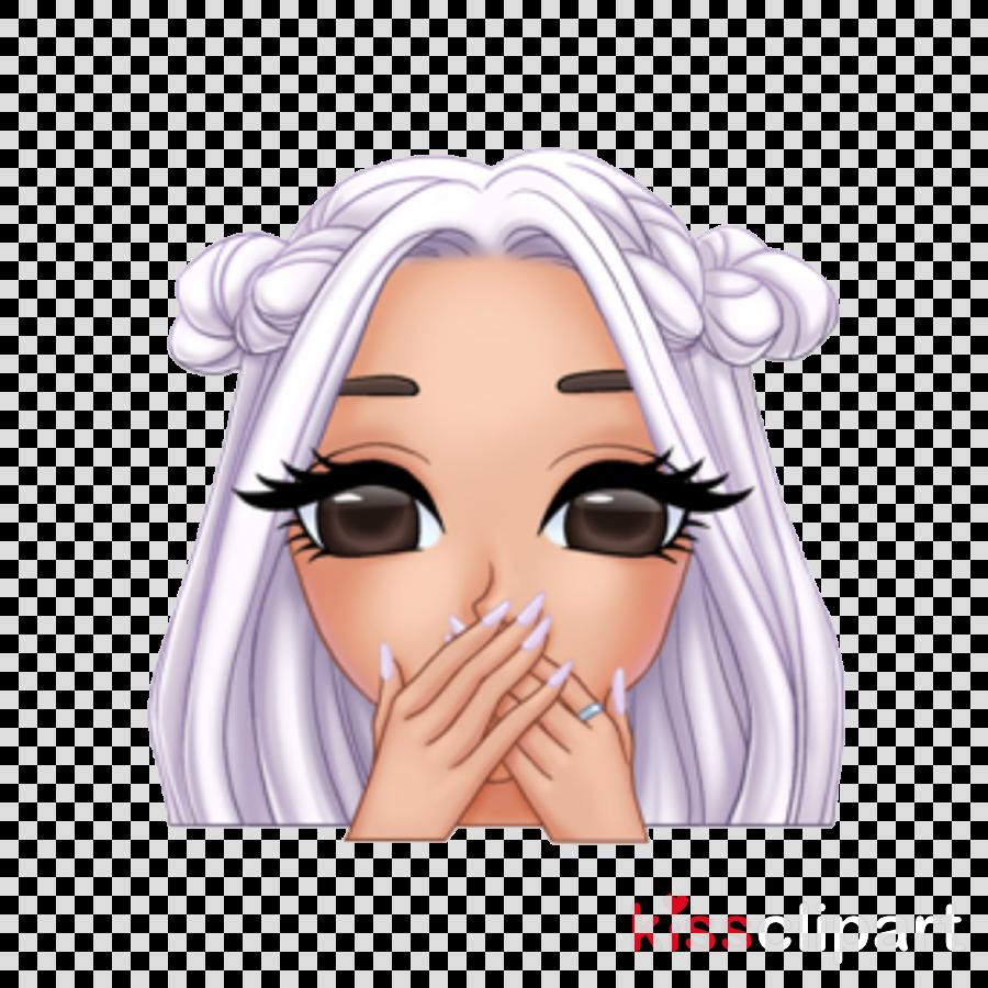 Ariana Grande Drawing Emoji Clipart Drawing Dangerous Aesthetic