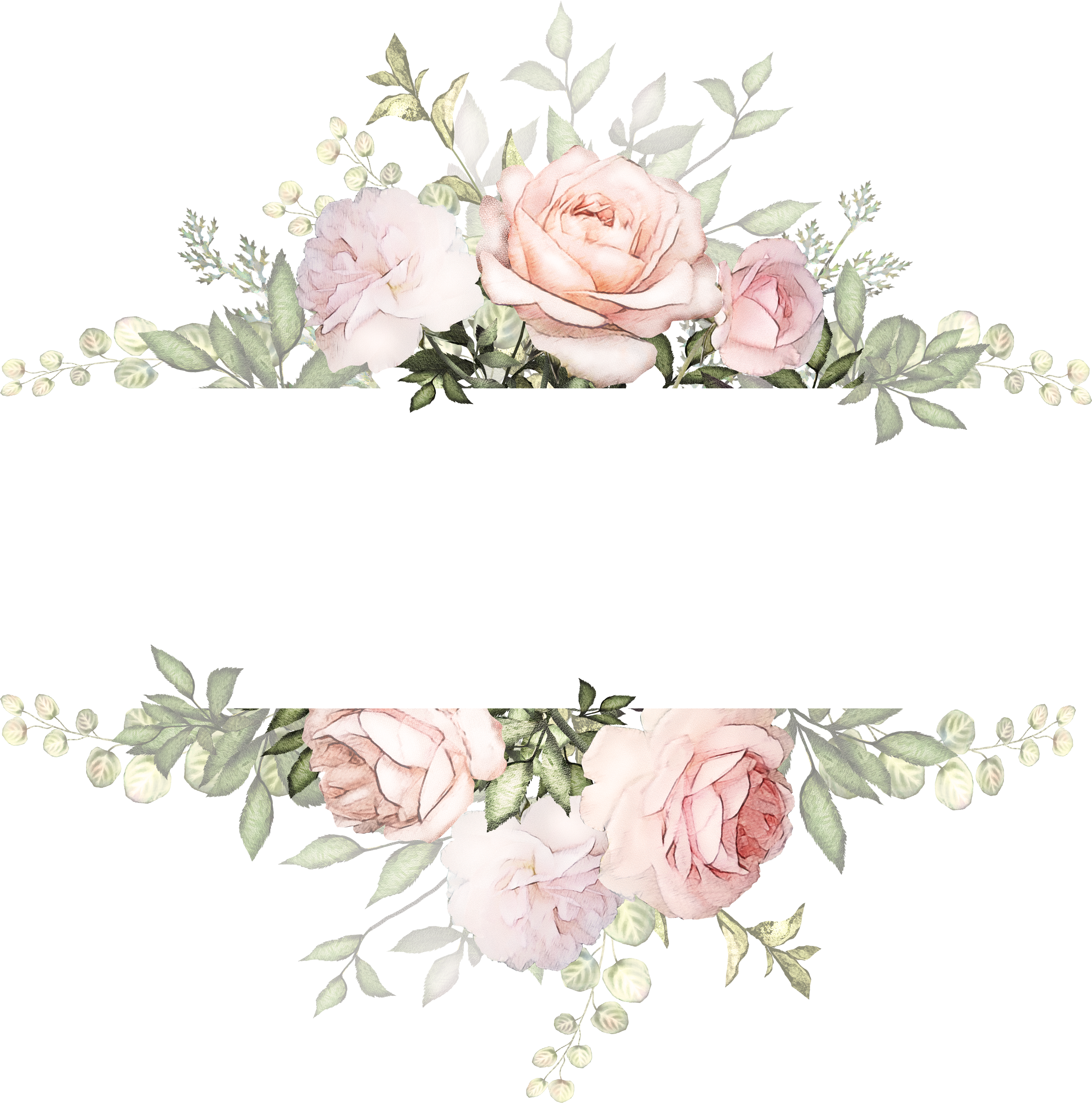 Flower Watercolor - Vintage Watercolor Flowers Background ...