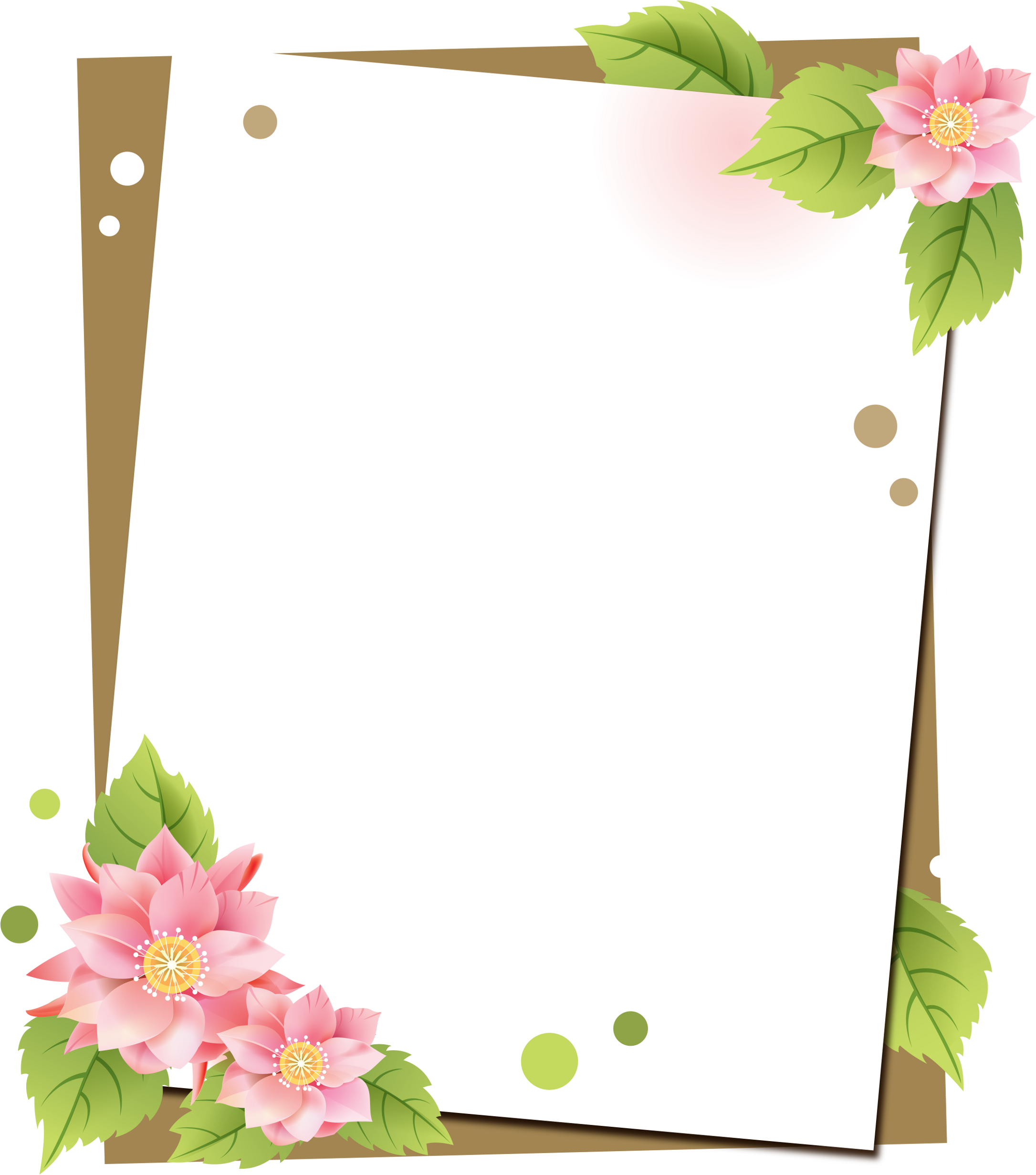 Шаблон поздравительной открытки а4 с днем рождения