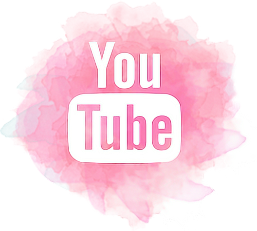 Pink Subscribe Png Youtube Logo Png Pink Full Size Png Download Seekpng