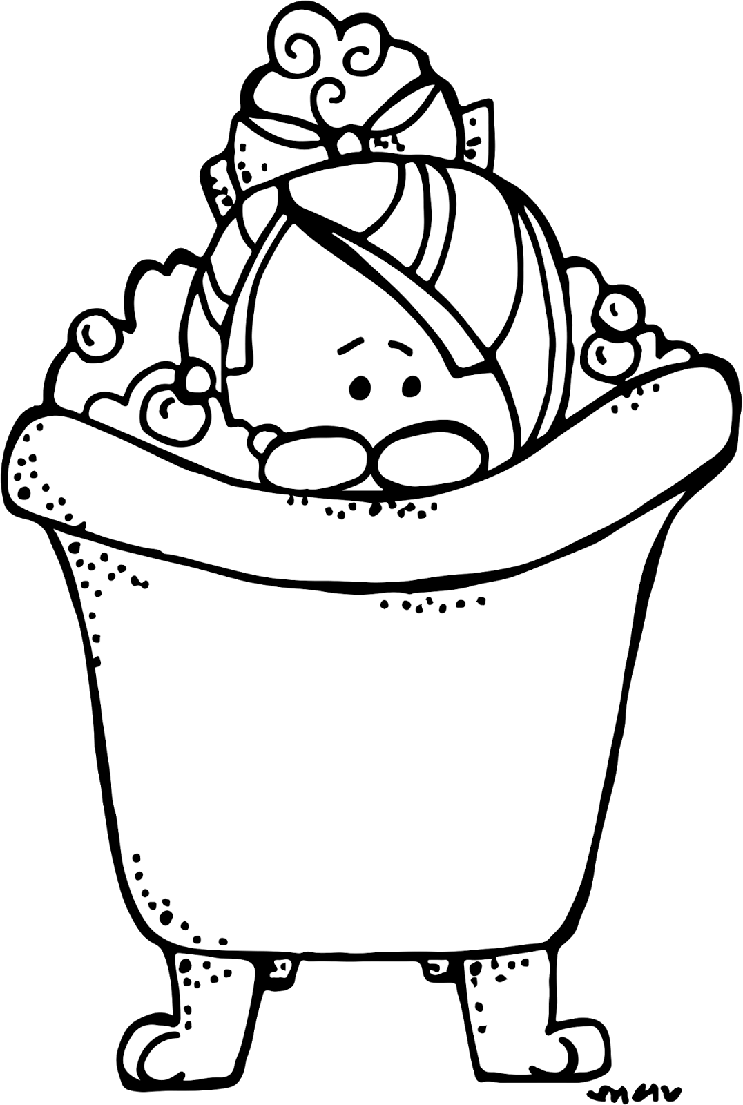 ᐈ Bathing stock cliparts, Royalty Free baby bathing vectors | download on  Depositphotos®