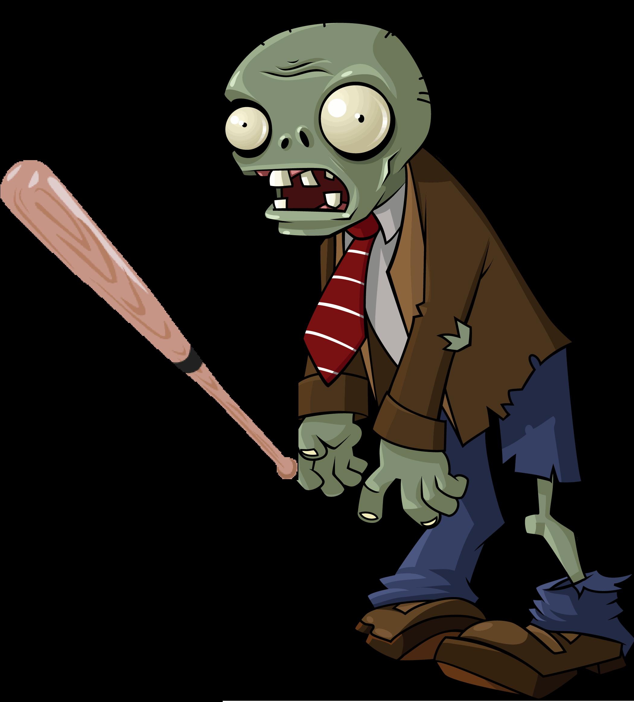 Зомби для детей в картинках