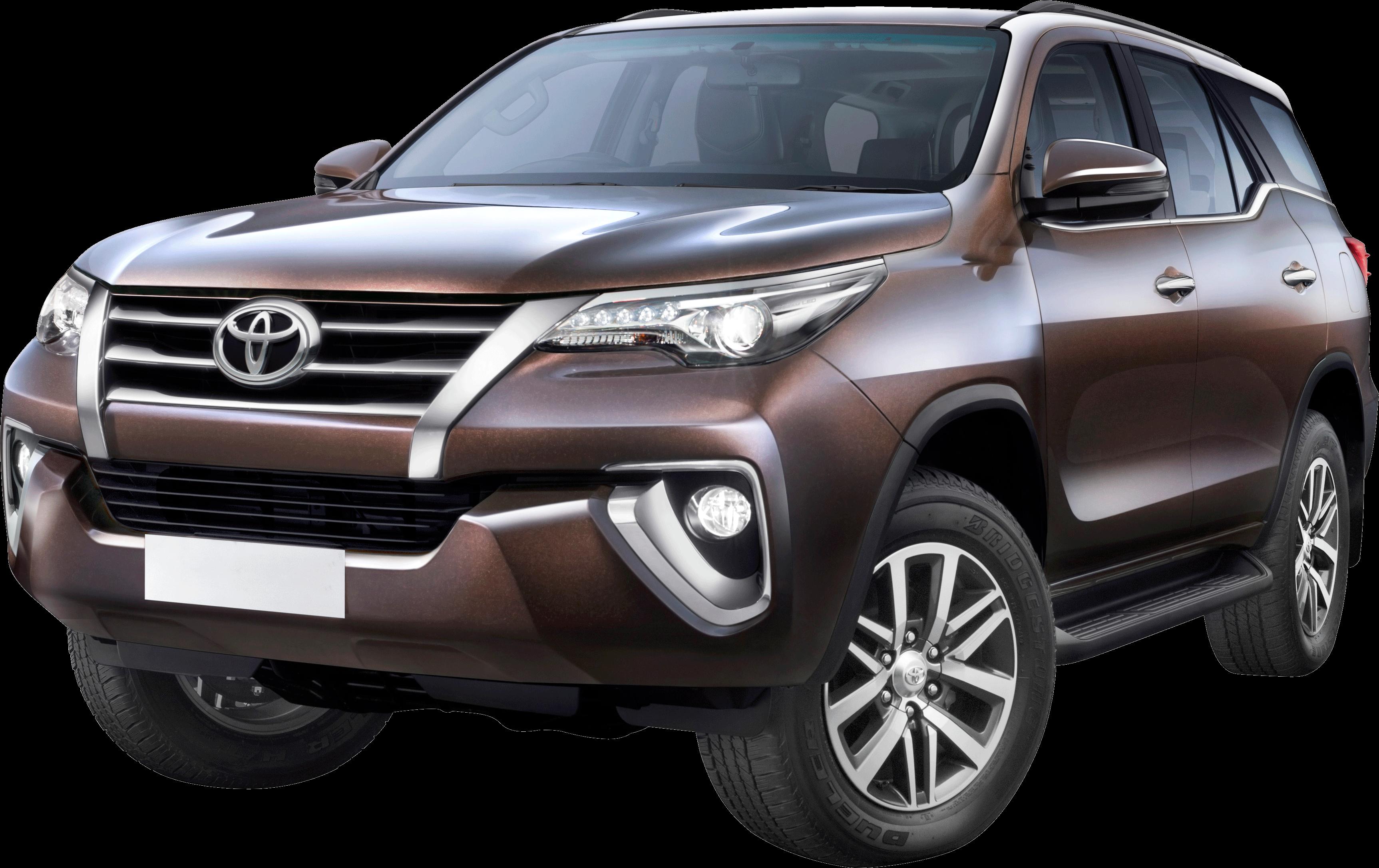 Toyota Fortuner Vector