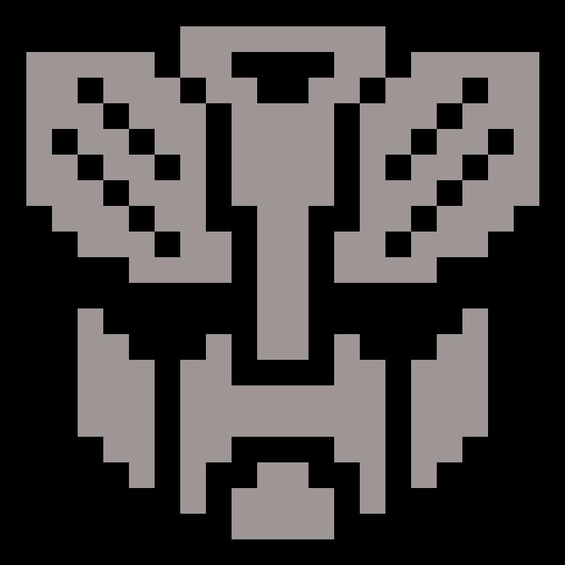 Transformers Logo Model Pixel Art Moto Facile Full Size