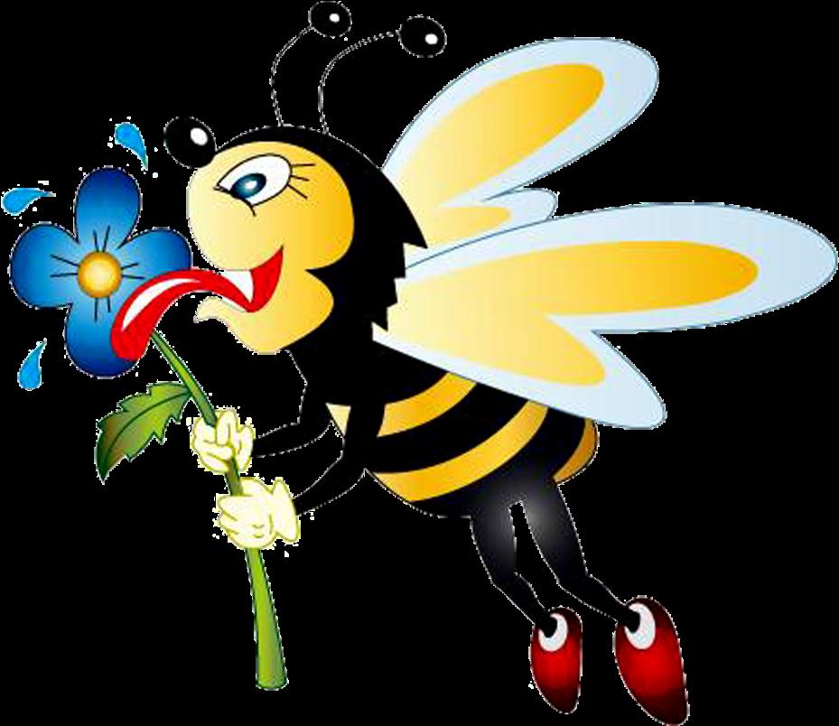 пока подобную картинка с пчелами и цветами смешные можно только