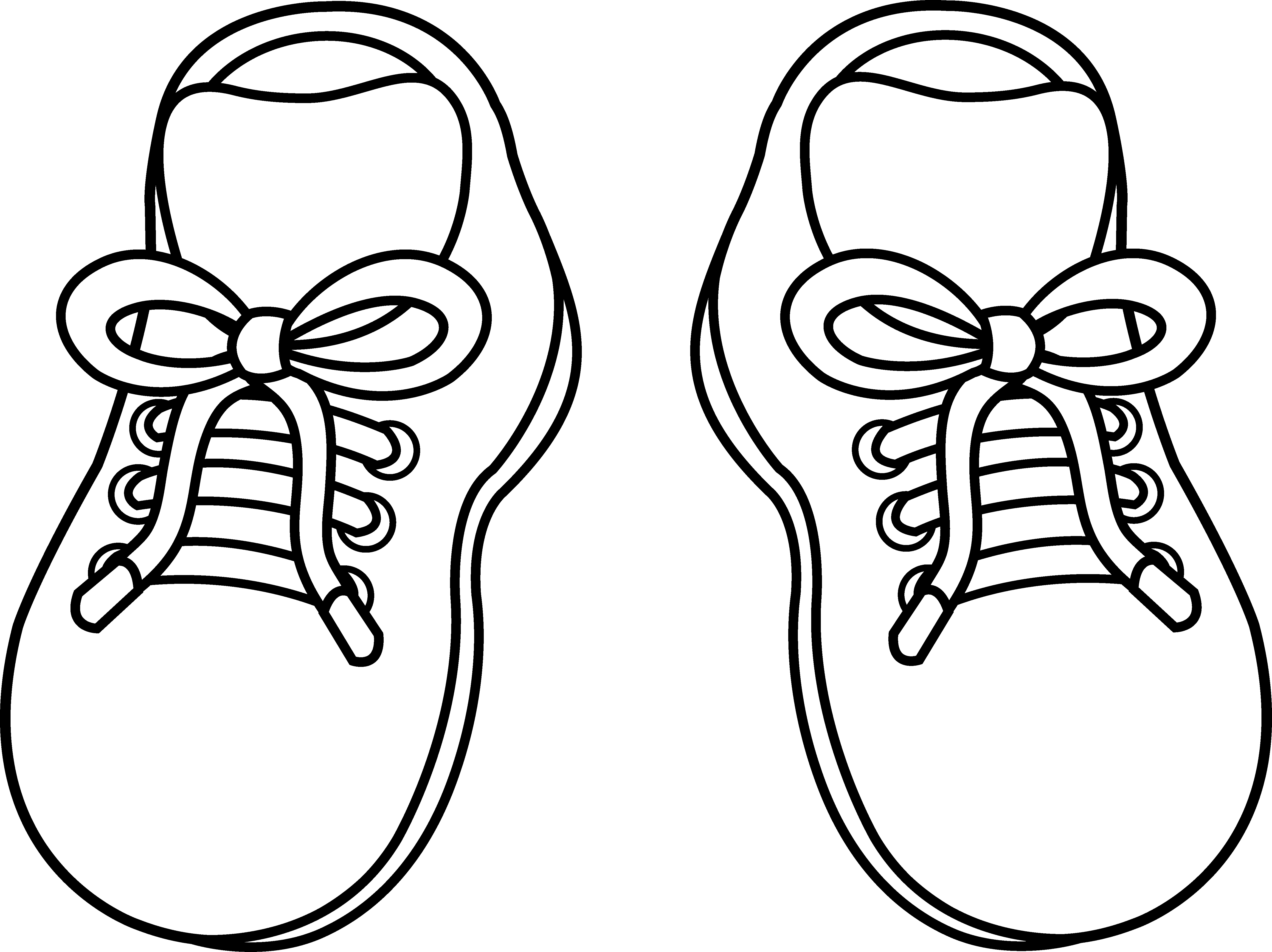 Shoe Coloring Page Photo Concept Pages Free Printable Shoes Coloring Pages Full Size Png Download Seekpng