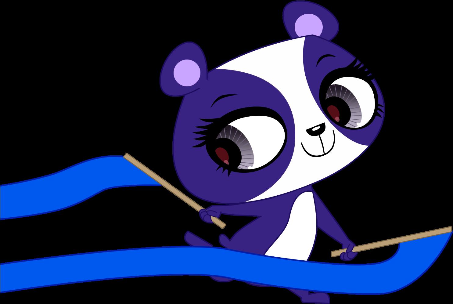 Картинки из лителес пет шоп панда