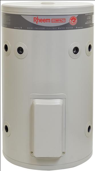 Rheem mains pressure electric water heater 14 oz grease gun