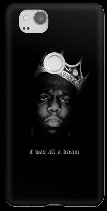Biggie Smalls Case Pixel - Notorious B i g -new York King (cd