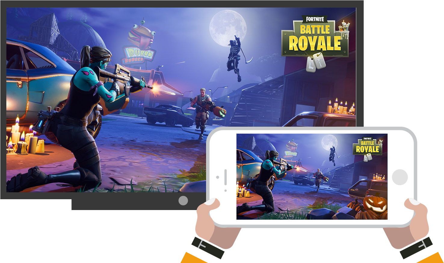 And Games To Your Roku Tv - Hd Fortnite