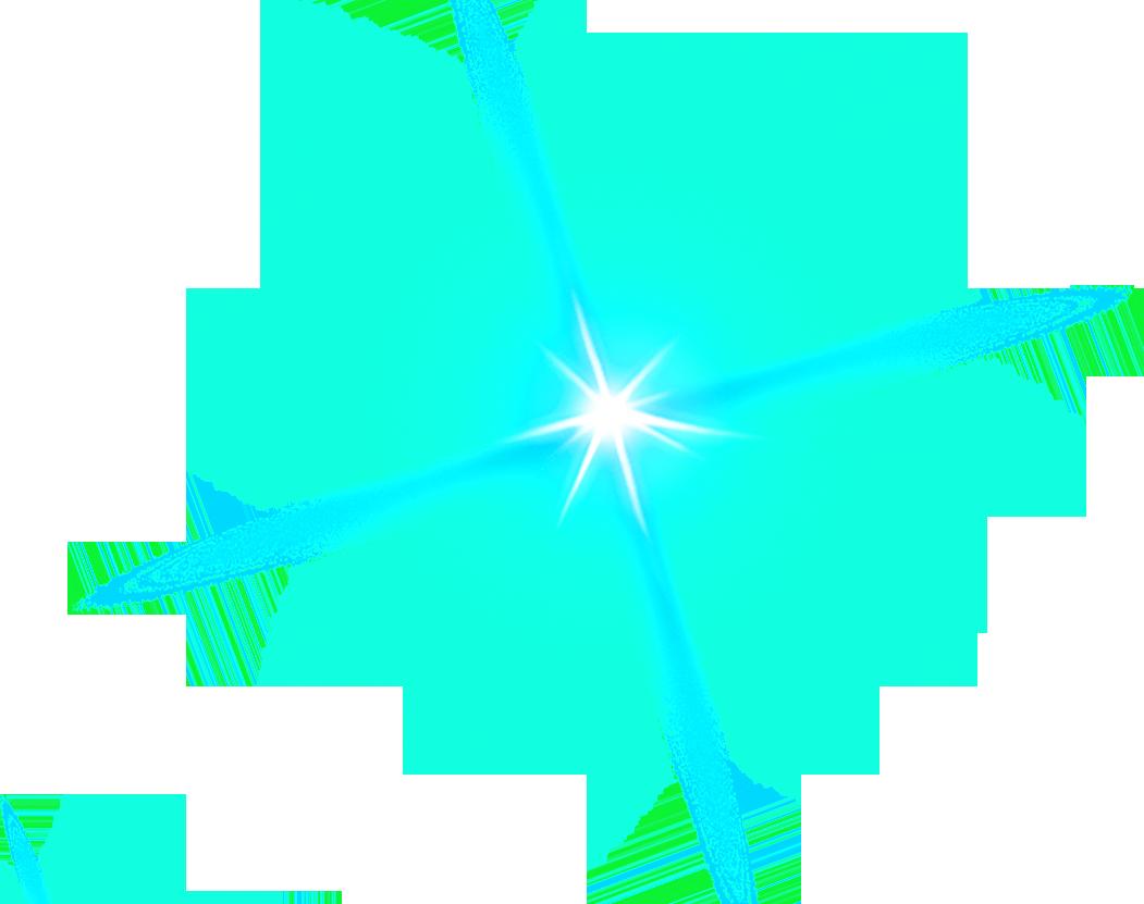 звезда картинка блик