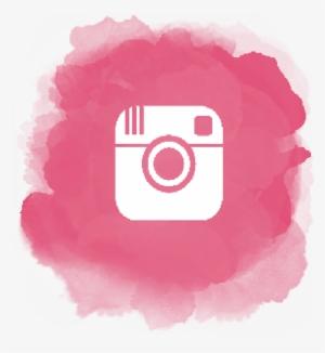 Banner Drawing Instagram Pastel Instagram Logo Png Pink Png Image Transparent Png Free Download On Seekpng