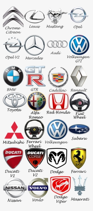 Cars Logo Png Png Images Png Cliparts Free Download On Seekpng