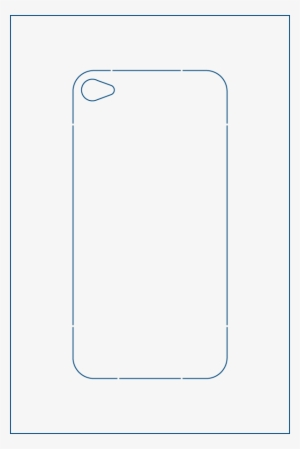 Phone Template Http Ipod Touch 5 Case Template Png Image