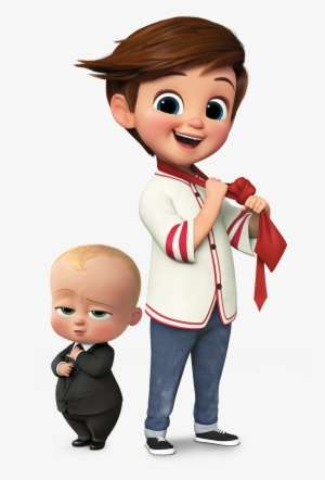 Boss Baby Png Images Png Cliparts Free Download On Seekpng