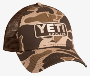 4cd1f57e353 Custom Camo Hat With Patch - Yeti Hat Tarpon