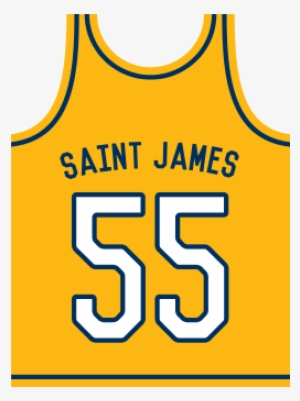 0461c34b5a3d Basketball Jersey Yellow - Basketball Jersey Icon Png