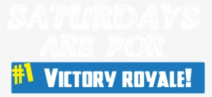 Fortnite Victory Royale Png Png Images Png Cliparts Free