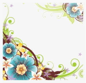 Flower Frames And Borders Hd
