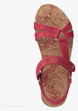 618093b01fe Red Panama Jack Sandals Sally - Sandal. PNG