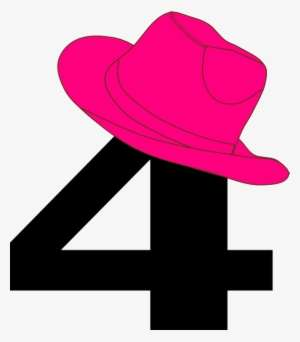1e713b7c4c116 Graphic Transparent Free Cowgirl Clipart - Number 7 Cowboy Clipart Png