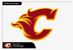 Eg5pb9m Calgary Flames Logo Concept Png Image Transparent Png Free Download On Seekpng