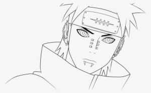 Pain Naruto Drawing At Getdrawings Drawing Png Image