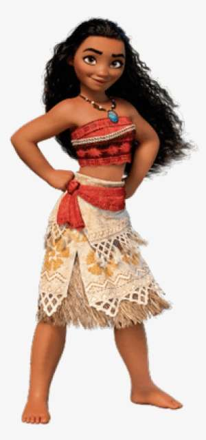 Moana Orgulloso Disney Princess Moana Png Image Transparent Png Free Download On Seekpng