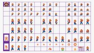 Mario Sprite PNG Images | PNG Cliparts Free Download on SeekPNG