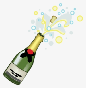 Champagne Emoji PNG Images | PNG Cliparts Free Download on