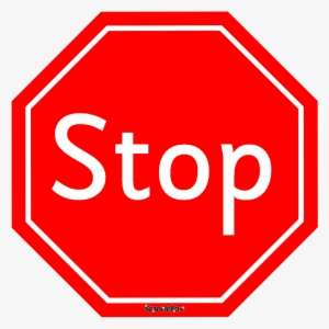 Stop sign high resolution. Png images cliparts free